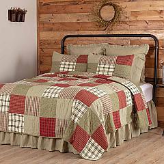 Prairie Winds Luxury King Quilt 120Wx105L