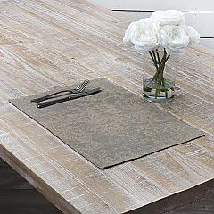 Rebecca Grey Placemat Set of 6 12x18
