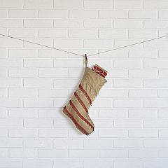Revelry Jacquard Stocking 11x15