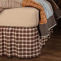 Rory King Bed Skirt 78x80x16