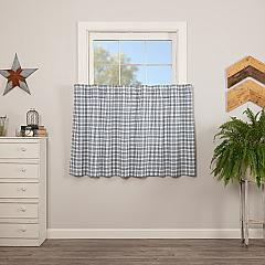 Sawyer Mill Blue Plaid Tier Set of 2 L36xW36