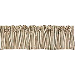 Sawyer-Mill-Charcoal-Ticking-Stripe-Valance-16x72-image-2