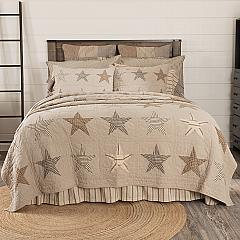Sawyer-Mill-Star-Charcoal-California-King-Quilt-130Wx115L-image-2