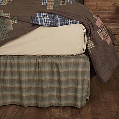 Seneca King Bed Skirt 78x80x16