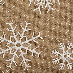 Snowflake-Burlap-Natural-Runner-13x48-image-4