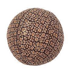 "Tacoma Fabric Ball #10-4"" Set of 3"