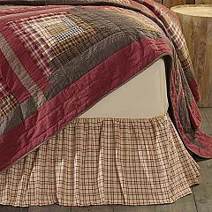 Tacoma King Bed Skirt 78x80x16