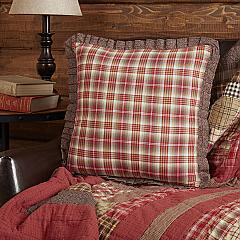 Tacoma Pillow Fabric Ruffled 16x16