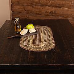 Tea Cabin Jute Runner 13x36