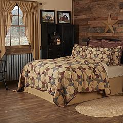 Tea Star Luxury King Quilt 120Wx105L