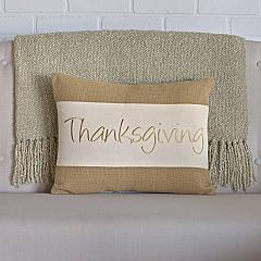 Thanksgiving Pillow 14x18