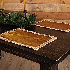 Tinsel Placemat Set of 6 12x18