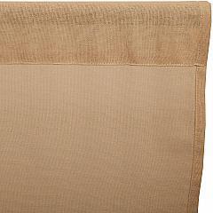 Tobacco-Cloth-Khaki-Swag-Fringed-Set-of-2-36x36x16-image-3