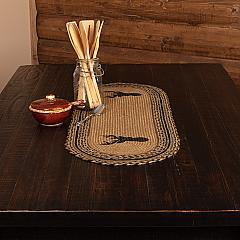 Trophy Mount Jute Runner 13x36