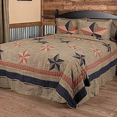 Vincent King Quilt 110Wx97L