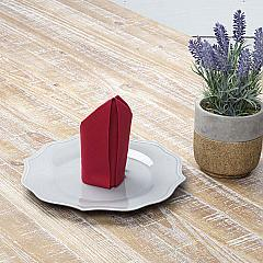 Tara Red Napkin Set of 6 18x18