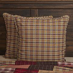 Wyatt Fabric Euro Sham 26x26