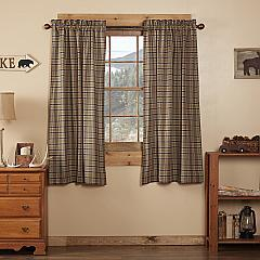 Wyatt Short Panel Set of 2 63x36