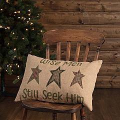 Wise Men Pillow 14x22