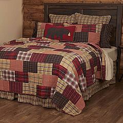 Wyatt California King Quilt 130Wx115L