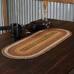 Kettle Grove Jute Runner 13x36