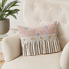Kaila Ruffled Pillow 14x18