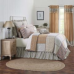 Kaila King Quilt 105Wx95L