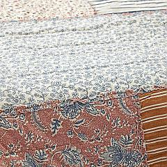 Kaila Twin Quilt 68Wx86L