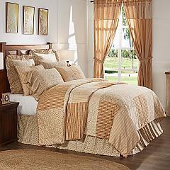 Camilia Luxury King Quilt 120Wx105L