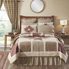 Cider Mill California King Quilt 130Wx115L