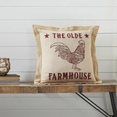 Cider Mill Olde Farmhouse Pillow 18x18