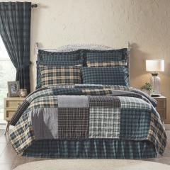 Pine Grove California King Quilt 130Wx115L