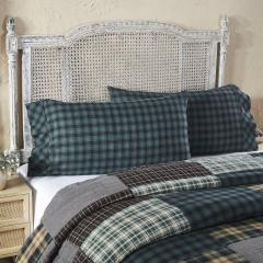 Pine Grove King Pillow Case Set of 2 21x40