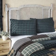 Pine Grove Standard Pillow Case Set of 2 21x30