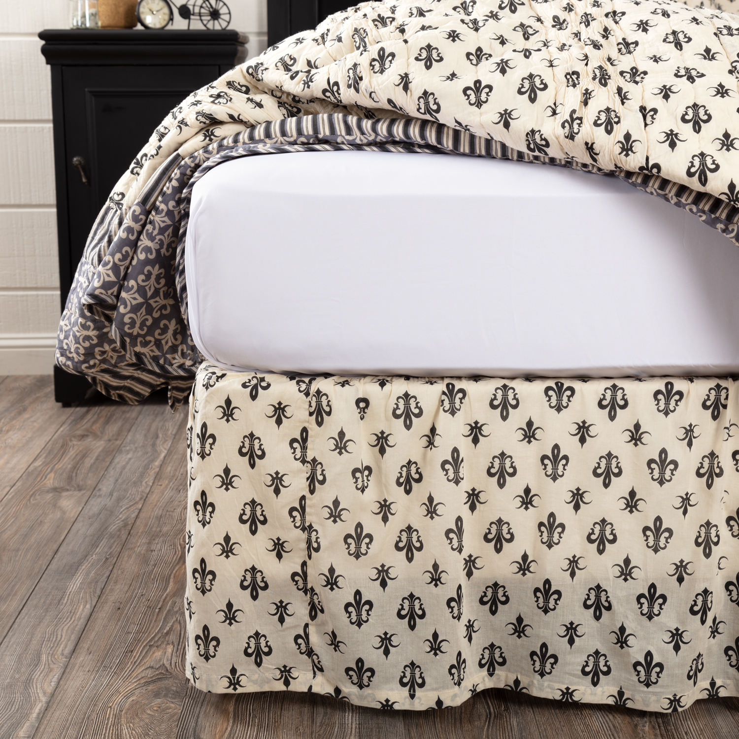 Elysee Twin Bed Skirt 39x76x16 18011