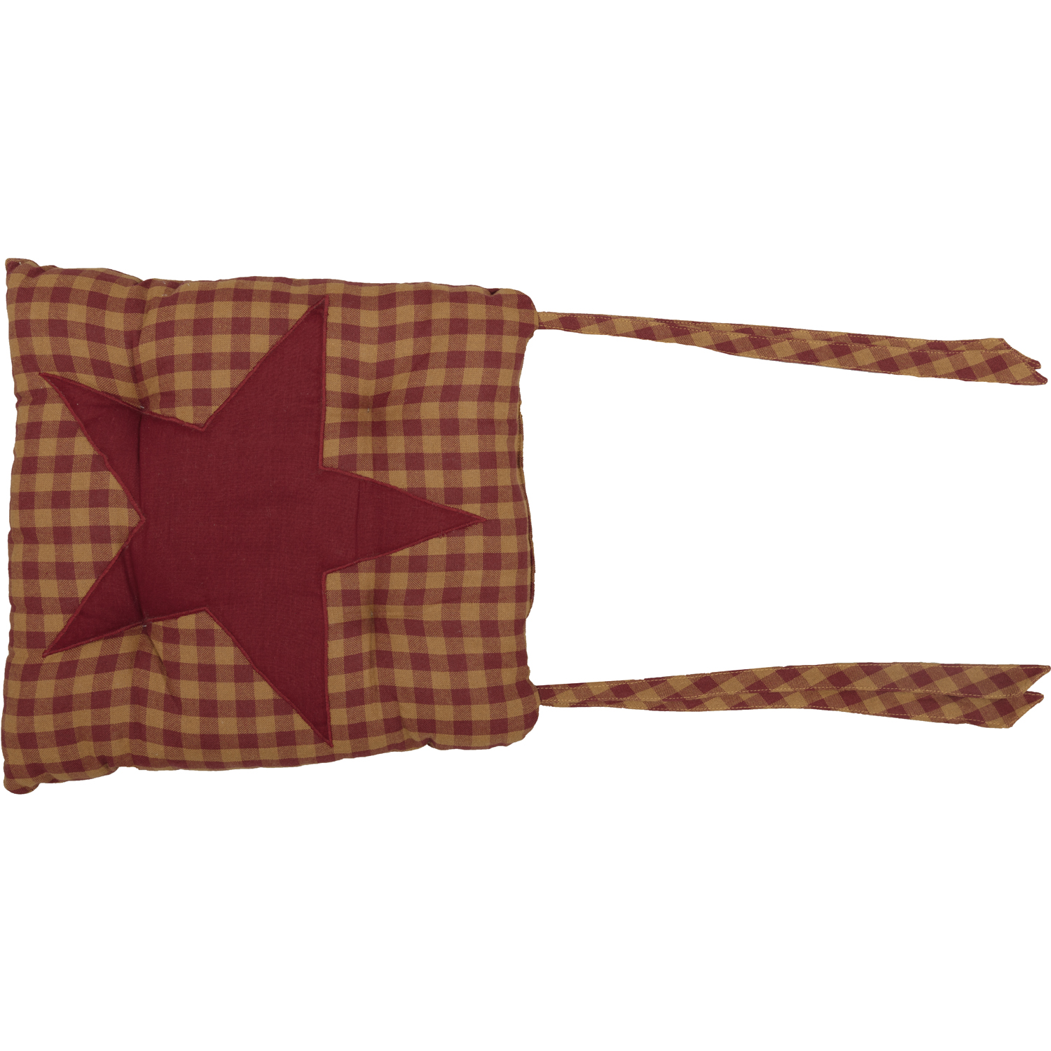 Burgundy-Star-Chair-Pad-image-4