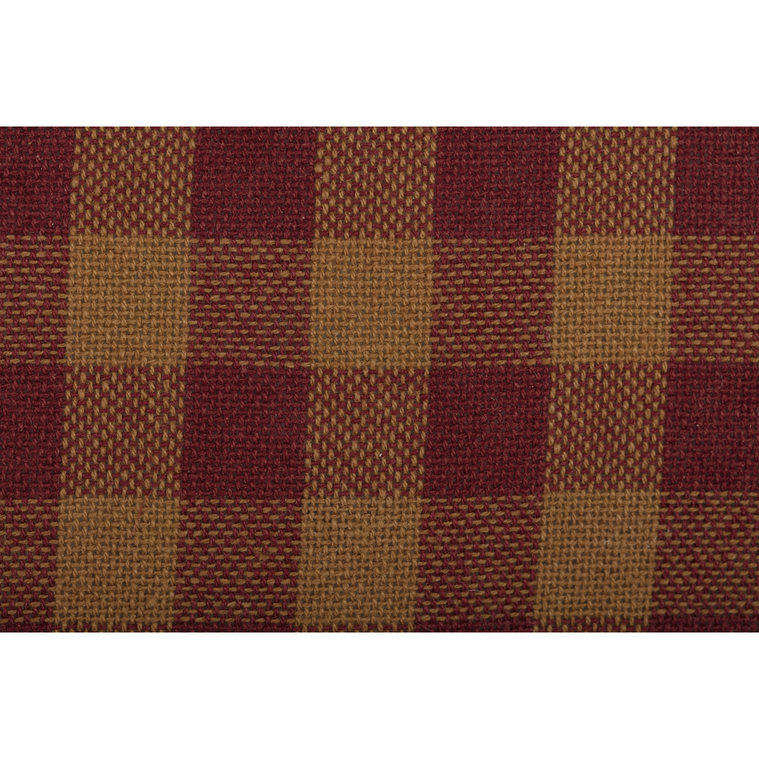 Burgundy-Check-Chair-Pad-image-6